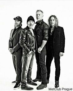 Robert Trujillo, Lars Ulrich, James Hetfield, Kirk Hammett, Metallica Best!!!