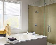 Bathtub design is sleek and savvy