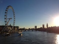 Lovely afternoon in London 7th December 2012