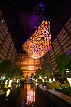 Hilton Anatole is a Dallas icon and a destination within itself.