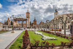 Y que bonita es esta ciudad.. Alcalá de Henares. Foto: Javier Díaz
