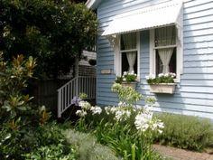 Garden Design, Entrance, Window Boxes, Federation Home Melbourne Cottage Garden Landscaping   Call 0407 304 851