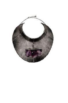 Chanel Bib Necklace