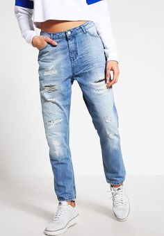 Jeans Relaxed Fit - blue denim - Zalando.de