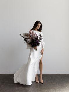 Pilar dress | Lena Medoyeff Studio | Bridal | Portland, Oregon | Photography by Benjamin Holtrop