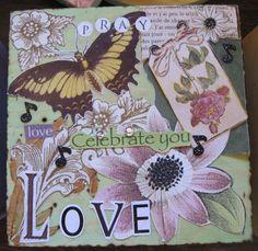 """Notes to Myself"" God Box or Gratitude Box"