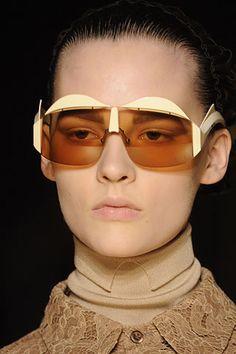 Prada Fall 2008 #glasses