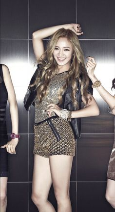 'CASIO' unveils Girls' Generation's glamorous pictorial for 'BABY-G' watches | allkpop.com