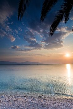 Gradac Sunset, Dalmatia, Croatia