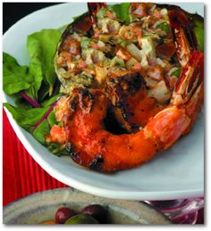 Your Home and Lifestyle Magazine Recipe | Chilled Shrimp and Avocado Salad