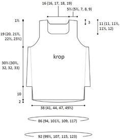 notched hem diagram