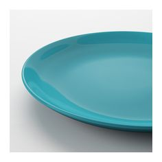 IKEA - FÄRGRIK, Side plate, turquoise, The dinnerware's simple, functional design is easy to coordinate with other colors and shapes - and makes FÄRGRIK the perfect base for many types of meals. Paul Restaurant, San Francisco Apartment, Ikea Usa, Ikea Shopping, Dressing Your Table, Turquoise Art, Holiday Essentials, Side Plates, Dinnerware Sets