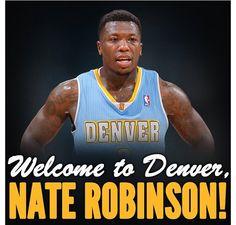 Nate Robinson Nuggets 2013