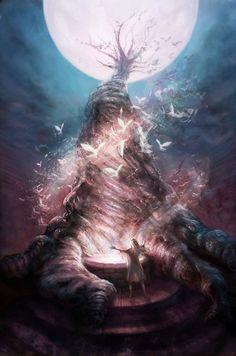 — Breaking the Seal by rafa-insane on deviantART