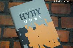 P. S. Rakastan kirjoja: Antti Hyry: Uuni || Antti Hyry (born 20 October 1931 in Kuivaniemi) is a Finnish writer and recipient of the Eino Leino Prize in 2005. In 2009 his book Uuni (oven) won the Finlandia Prize, Finland's premier prize for literature. - http://fi.wikipedia.org/wiki/Antti_Hyry