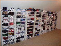 Amazing Shoes Closet