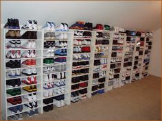 Amazing Shoes Closet