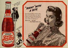 vintage celebrity ads   BOOKSTEVE'S LIBRARY: Vintage Celebrity Pepsi Ads