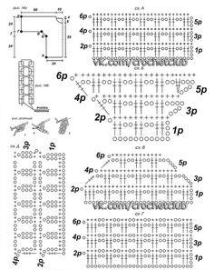 Tina's handicraft : various ideas for appearance Beaches Handicraft, Crochet Stitches, Periodic Table, Free Pattern, Beaches, Crocheting, Bikini, Women's Fashion, Pullover