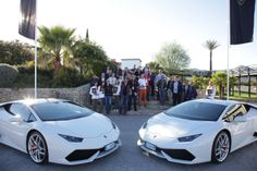 Lamborghini chose the city of Marbella for the world premiere of its new sports Hurricane. Eventisimo was the agency responsible for the overall coordination of the event