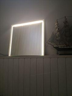 CERAHEAT warming and lightning mirror