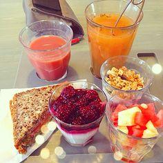 Hotel breakfast ❤