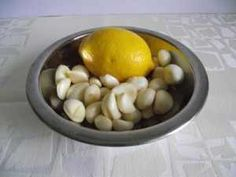 Kiváló értisztító kúra: fokhagyma és citrom