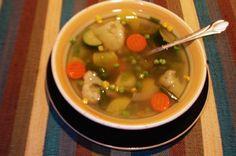 A LSSR:  ZERO CALORIE VEGGIE SOUP BASE Recipe by LADY-SHERRY
