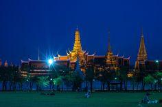 Bangkok, the heart of Siam by Aey SrirathSomsawat