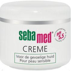 Prettige dagcreme voor een gevoelige huid. Sebamed Huidcreme Pot 75ml