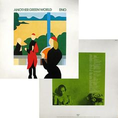 Brian Eno: Another Green World 1975