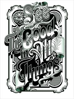 A Beautiful Collection of Wise & Inspirational Typography Posters