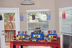 another Ninjago party