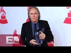 Latin Grammy rinde homenaje a Joan Manuel Serrat/ JC Cuellar