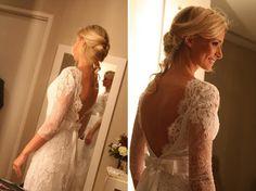 AMANDICA INDICA... e dá dicas!!!: 10 vestidos de noivas por Lethicia Bronstein (por ...
