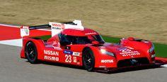 Le Mans 2015 - Nissan Nismo LMP1
