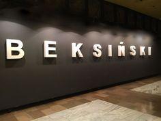 Beksiński w Krakowie