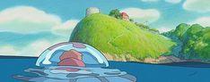 崖の上のポニョ 家 - Google 検索