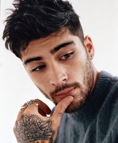 Never really was a One Direction fan but cant deny Zayn Malik is a FINE ass man.