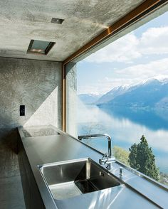 """⠀⠀ᴀ ʀ ᴛ s ʏ ᴛ ᴇ ᴄ ᴛ ᴜ ʀ ᴇ. on Instagram: """"House in Brissago. By Wespi de Meuron Romeo Architects Located in Brissago, Switzerland #artsytecture ______ Welcome to the page…"""""""