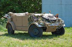 VW Kubelwagen, German Army, World War 2, History, Jeep, 4X4