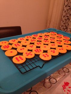 Dragon Ball Z cupcake toppers Pour Toi Sweets Pinterest
