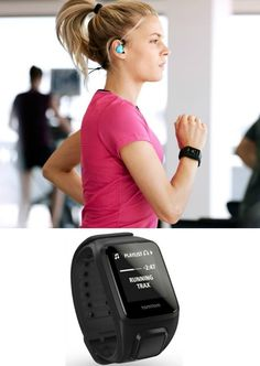 TomTom Spark Cardio Music GPS: Awesome fitness tech gifts