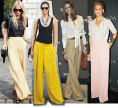 Pants, pattern instructions