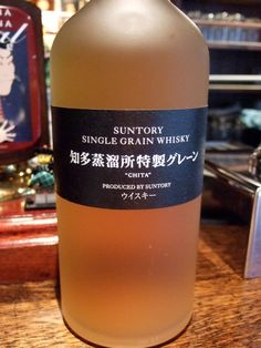 Suntory Single Grain Whisky Chita