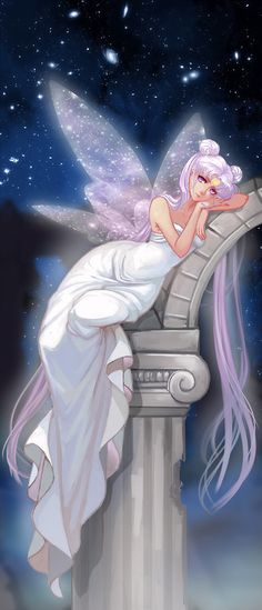 girlsbydaylight: Queen Serenity by 童謠幻 on pixiv