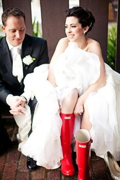 Mariage pluvieux, mariage heureux