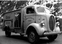 Coor's Beer truck