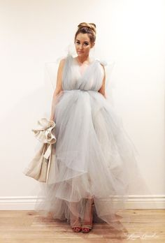 Lauren Conrad's Tooth Fairy Halloween Costume