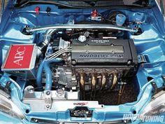 1994 Honda Civic CX - Honda Tuning Magazine
